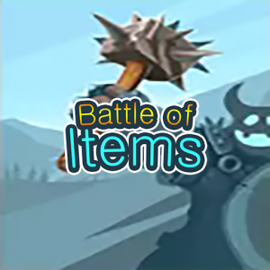 Battle of Items : RPG Icon