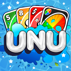 UNU - Crazy 8 Card Wars: Up to 4 Player Games! Icon