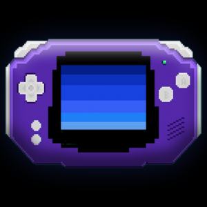 Classic GBA Emulator with Roms Support Icon