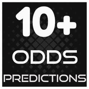 10+ Odds Predictions Icon
