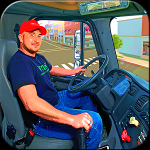 In Truck Driving: Euro new Truck 2020 Icon