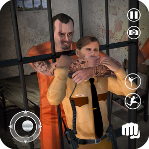 Alcatraz Prison Escape Plan: Jail Break Story 2018 Icon