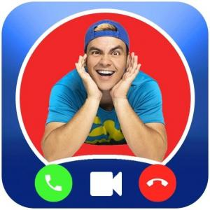 Luccas Neto Call Video Icon