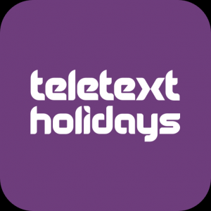 Teletext Holidays Travel App - Cheap Holiday Deals Icon