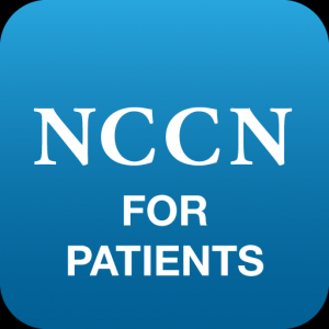 NCCN Patient Guides for Cancer Icon