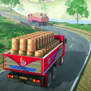 Indian Truck Driving : Truck Wala Game Icon