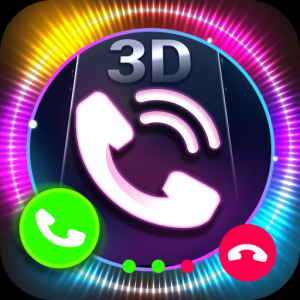 3D Color Phone: Cool Themes for Call & Home Screen Icon
