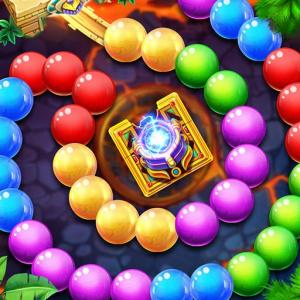 Marble Dash: Epic Bubble Shooter Legend Game 2020 Icon