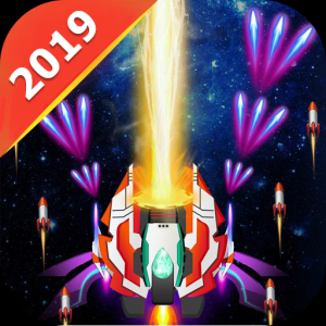 Galaxy Space Shooter - Space Shooting (Squadron) Icon