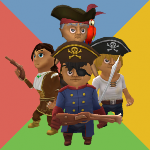 Pirates party: 2 3 4 players Icon