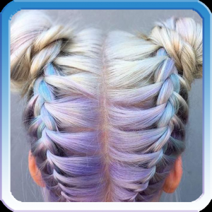 Hairstyles With Braids Icon