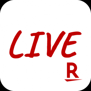 Rakuten LIVE-video live streaming Icon