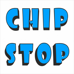 Chip Stop Icon