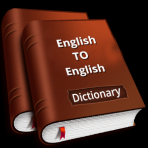 English to English Dictionary Icon