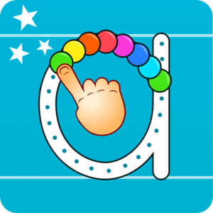 Writing Wizard - Kids Learn Letters & Phonics Icon
