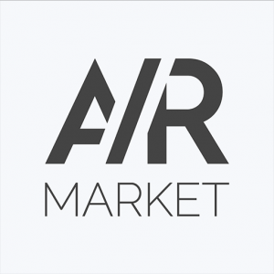 AR MARKET - THE REAL WORLD IN AUGMENTED REALITY Icon