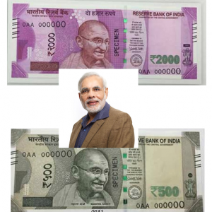 Modi Ki Note ( Prank App ) Icon