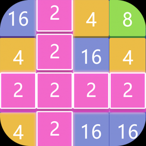 NumTrip - Free 2048 Number Merge Block Puzzle Game Icon