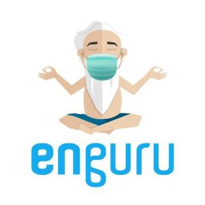 enguru Live English Learning for Adults & Kids Icon