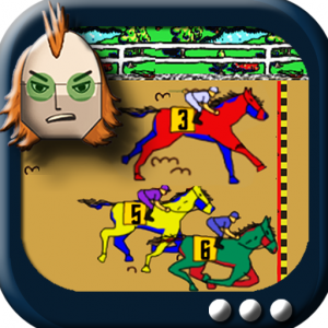 Horse Racing Betting Icon