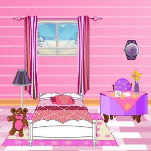 My room - Girls Games Icon