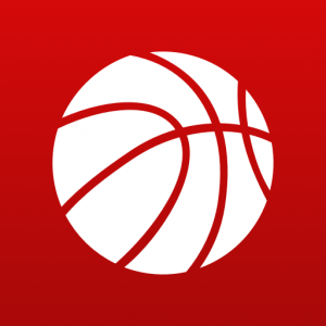 Basketball NBA Live Scores, Stats, & Schedules Icon