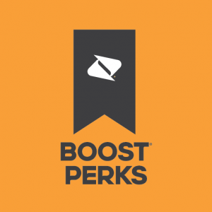 Boost Perks Icon