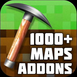 Addons For Minecraft - MCPE Maps, Skins & Mods Icon