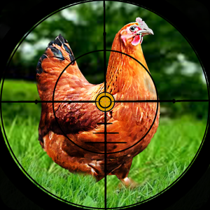 Chicken Hunting 2020 - Real Chicken Shooting games Icon