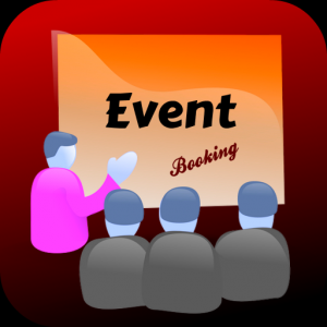 Event Space Booking Icon