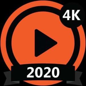 4K Video Player - 16K Ultra HD - HD Video Player Icon