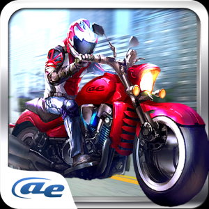 AE 3D MOTOR :Racing Games Free Icon