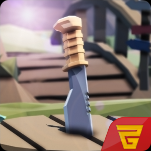 Flip Knife 3D: Knife Throwing Game Icon