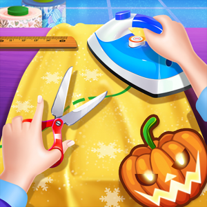 🎃👻Baby Tailor 5 - Hgamey Halloween Icon