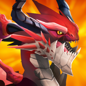 Dragon Epic - Idle & Merge - Arcade shooting game Icon