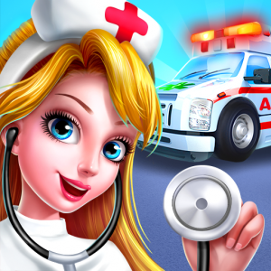 🚑🚑911 Ambulance Doctor Icon