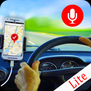 Voice GPS Driving Directions –Lite, GPS Navigation Icon