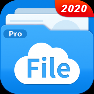 File Manager PRO with Best Booster and Analyzer Icon
