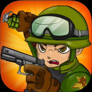 Army of Soldiers : Worlds War Icon
