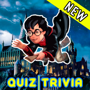 Potter World HP Super Quiz Guess the Wizard Icon