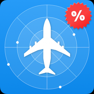 Cheap flights and airline tickets — Jetradar Icon