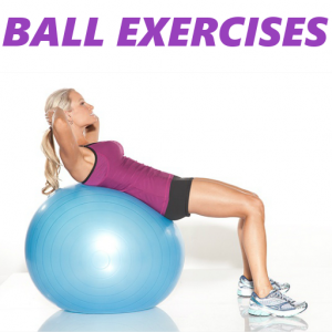 Medicine Ball Exercises Icon