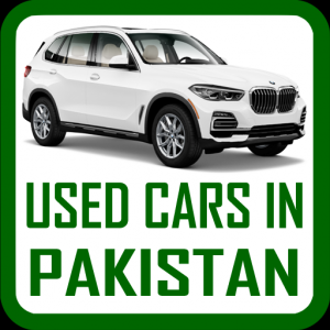 Used Cars in Pakistan Icon