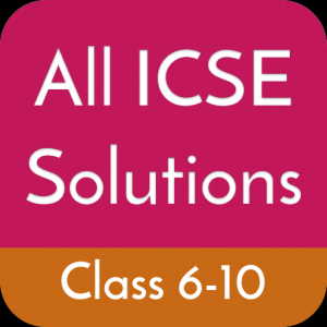All ICSE Solutions Icon