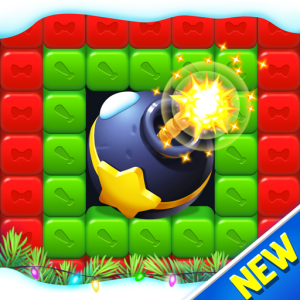 Cube Blast Pop - Toy Matching Puzzle Icon