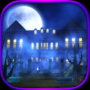 Haunted Mansion Solitaire Icon