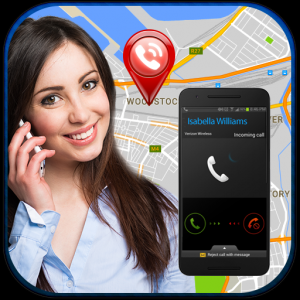 Mobile Call Number Tracker & Blacklist Icon