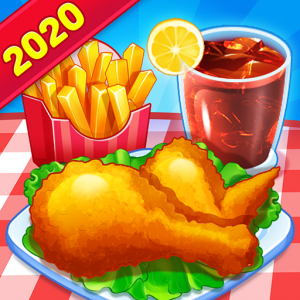 Cooking Dream: Crazy Chef Restaurant Cooking Games Icon
