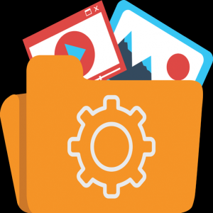 File Manager File Sharing SD File Transfer Explore Icon