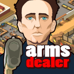 Idle Arms Dealer Tycoon - Build Business Empire Icon